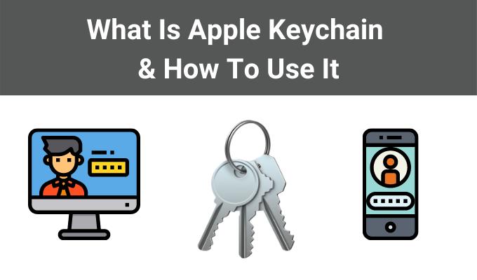 Что такое Apple Keychain и как его использовать