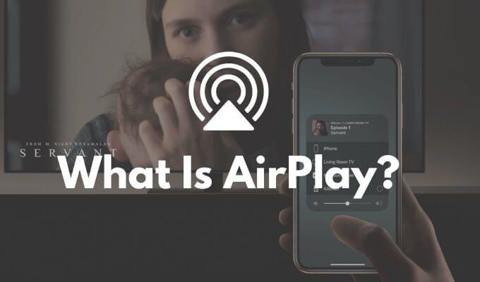 Что такое Apple AirPlay?