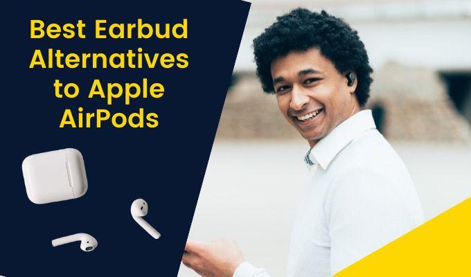 3 альтернативы беспроводным наушникам AirPods от Apple