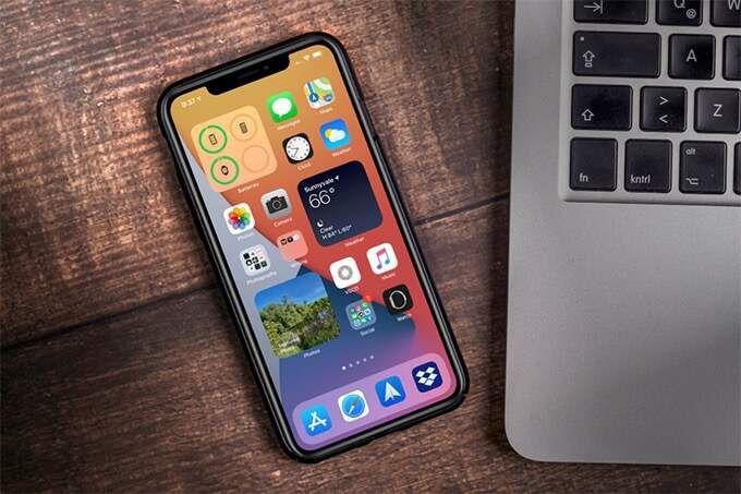 6 лучших способов управления домашним экраном iPhone