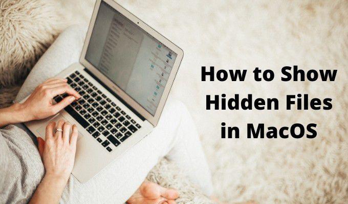 Как показать скрытые файлы в MacOS