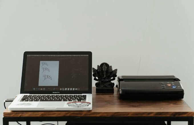 Как двусторонняя печать на Mac