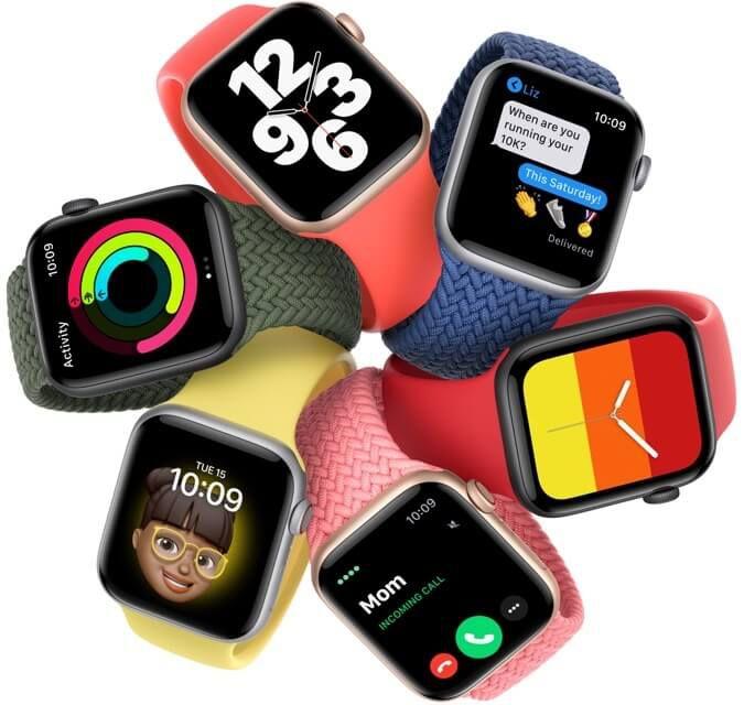 Как подключить Apple Watch к новому телефону