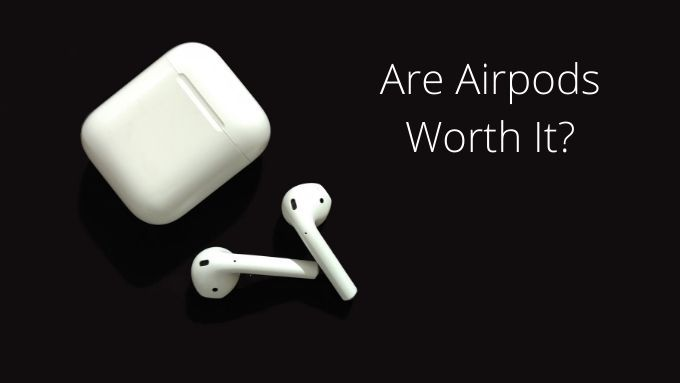 Стоят ли AirPods?