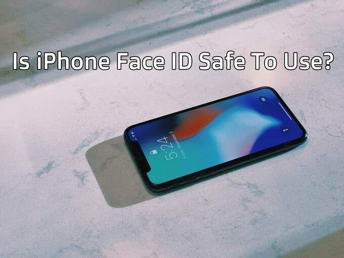 Безопасно ли использовать iPhone Face ID?