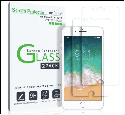 Лучшие закаленное стекло для iPhone SE 2021 и iPhone 8 в 2021 году
