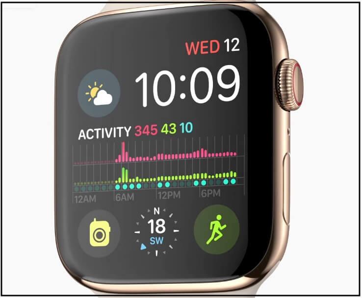 Сбой Apple Watch 4 и перезагрузка из-за ошибки перехода на летнее время