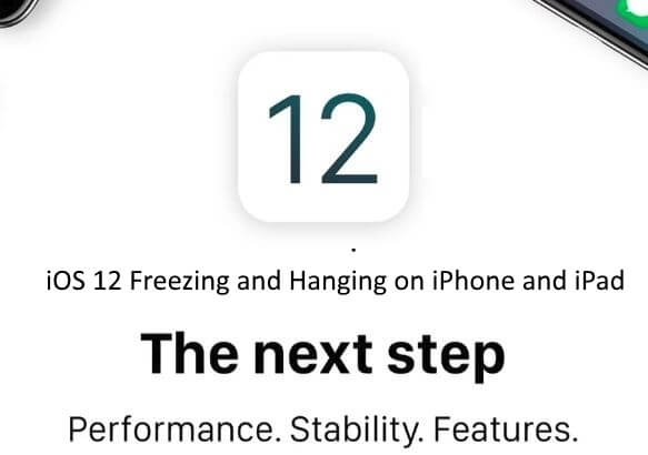 iOS 14 зависает / зависает, сенсорный экран не отвечает