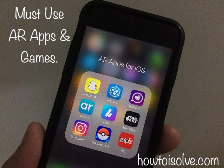 125 лучших приложений AR для iPhone 12, 11, XR, XS Max, XS, X, 8, iPad 2021 года