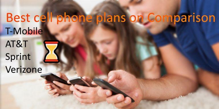 Лучшие планы сотовой связи на 2020 год и сравнение: Verizon, AT&T, Sprint, T-Mobile