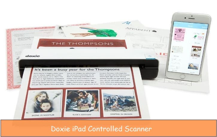 Лучшие в 2021 году сканеры Wi-Fi, контролируемые iPad: удаленное сканирование документов
