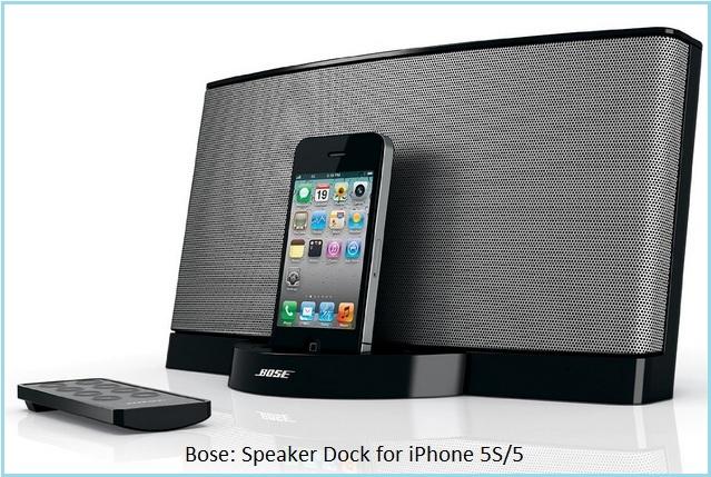 Лучшая док-станция с динамиком для iPhone 5S, iPhone SE / SE 2021 года