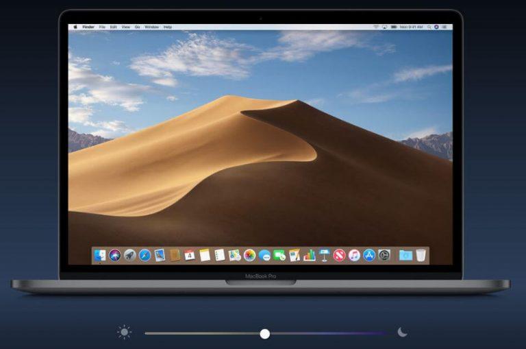 Как настроить / включить динамический рабочий стол в MacOS Big Sur / Catalina / Mojave