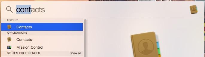 Как экспортировать все контакты в PDF, файл vCard с Mac