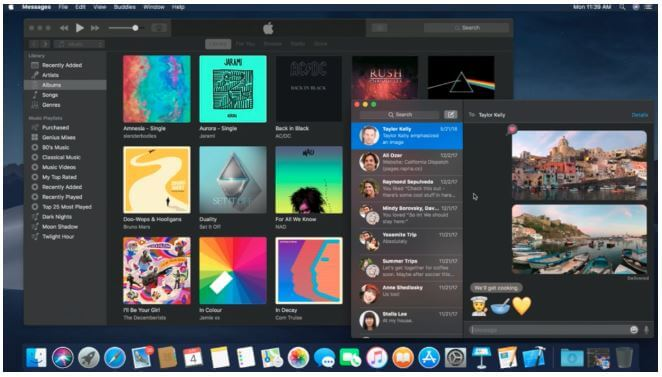 Как отключить / включить темный режим на MacBook: macOS Big Sur / Catalina