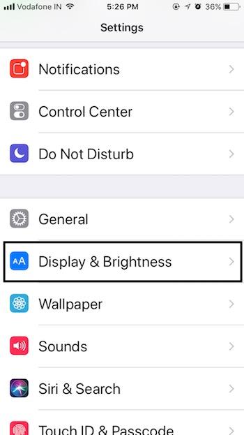 Поднять, чтобы разбудить совместимый iPhone, устройства Apple, Поднять, чтобы разбудить