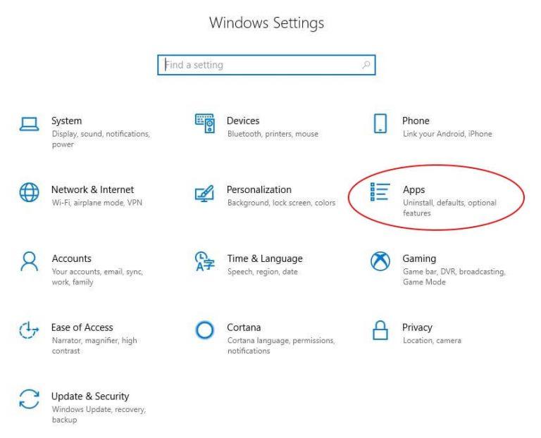 Как удалить / удалить iCloud из Windows 10 без потери данных