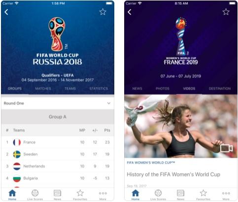 Как смотреть чемпионат мира по футболу FIFA на iPhone, iPad, Mac: приложения и веб-сайт