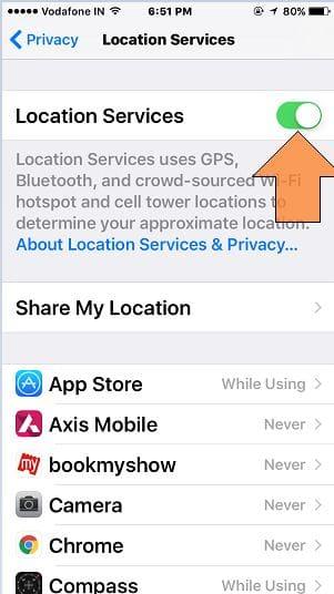 Исправить все ошибки Pokémon Go на GPS, сервере, сбойном приложении на iPhone