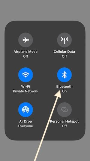 Airdrop не работает на iPhone 12Pro / Max, XR, 11Pro Max, XS Max, 8/7/6