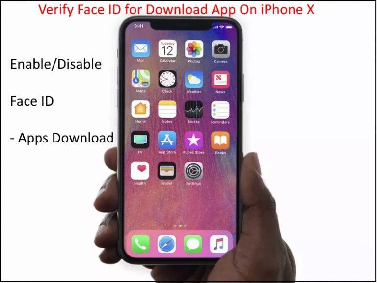 Как купить и подтвердить загрузку приложения из App Store с помощью Face ID на iPhone