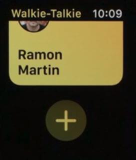 Как использовать рацию на Apple Watch в watchOS 7 Все часы