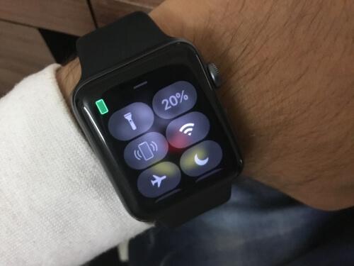 Как настроить Центр управления на Apple Watch на Series 6 / SE / 5/4/3/2