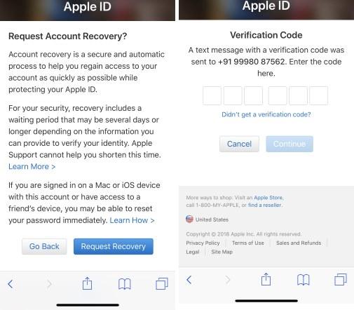 Как сбросить пароль Apple ID в 2021 году: сброс пароля iforgot.apple ID