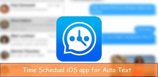 Как настроить текстовое расписание на iPhone для автоматической отправки на любой iPhone