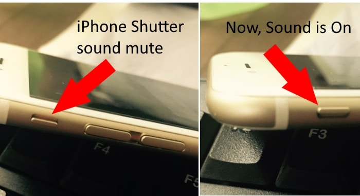Как отключить звук затвора камеры на iPhone 7, iPhone 7 Plus [Guide]