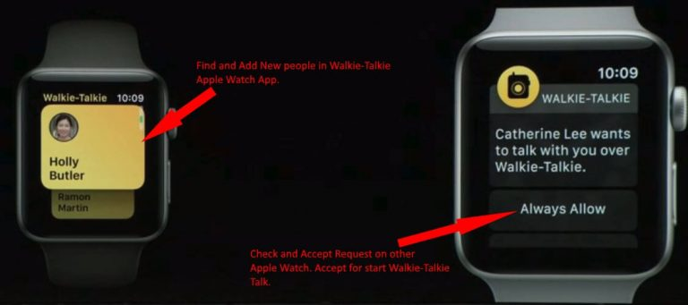 «Скоро появится рация» на Apple Watch, как это работает, зависает при загрузке