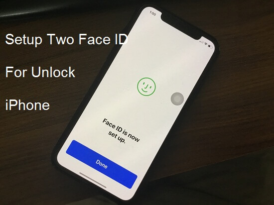 Как настроить функцию Multiple Face ID на iPhone 12Pro Max, 11Pro, XR, XS Max