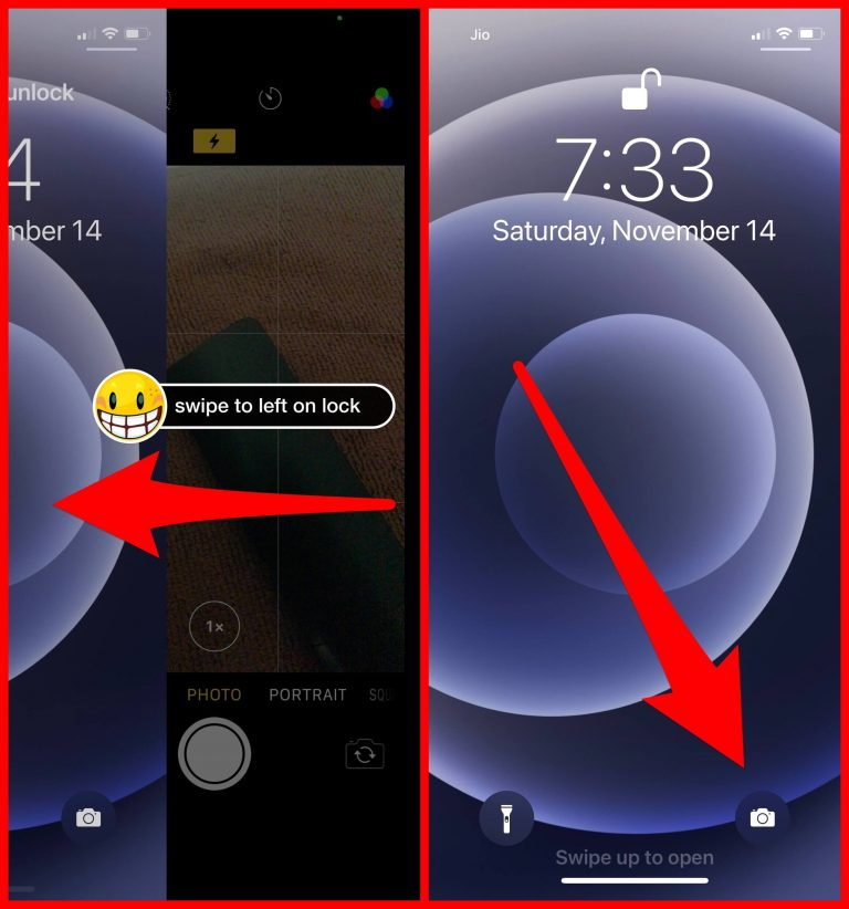 Как исправить камеру блокировки экрана iPhone, не работающую в iOS 14, iOS 13