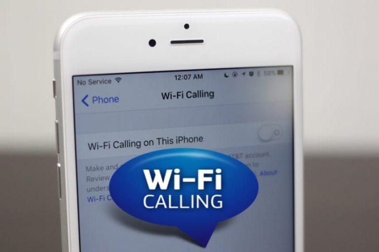 7 исправлений неработающих звонков по Wi-Fi на iPhone и Apple Watch