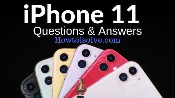 Знайте все об iPhone 11