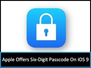 Как установить 6-значный пароль iPhone по умолчанию, iPad, iPod Touch