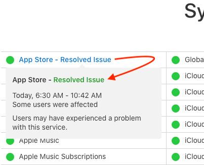 Невозможно загрузить приложение из App Store на iPhone 12/11 / XR