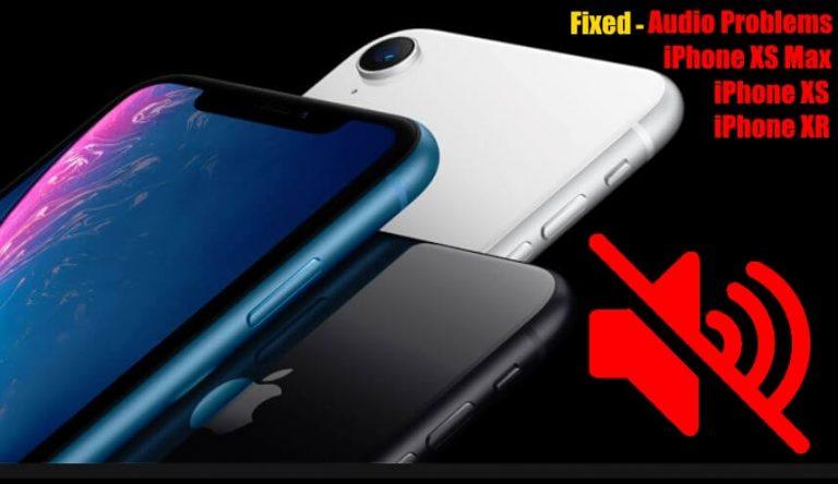 Устранение проблем со звуком на iPhone 12,11, XS Max, искаженный звук во время разговора