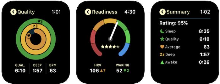 Лучшие приложения для отслеживания сна для Apple Watch 6, SE, 5,4,3,2 2021 года