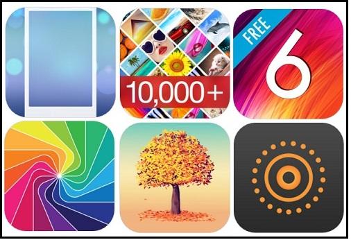 Лучшие приложения HD Wallpaper для iPhone 12, 11 (Pro Max), XR, XS Max, X