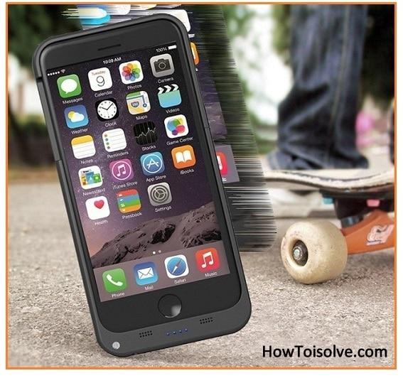 Лучший аккумуляторный чехол для iPhone 7 Plus в 2021 году: аккумулятор