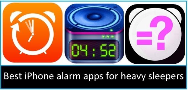 Лучшие приложения для будильника на iPhone для тех, кто спит, будит вас