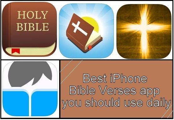 6 лучших приложений с христианскими стихами из Библии для iPhone на 2021 год