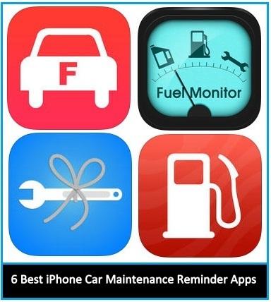 4 лучших приложения по обслуживанию автомобилей для iPhone и iPad в 2021 году: с остатками