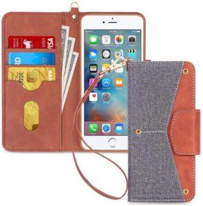 Лучшие чехлы-кошельки для iPhone SE 2 в 2021 году: чехол для iPhone с держателем карты