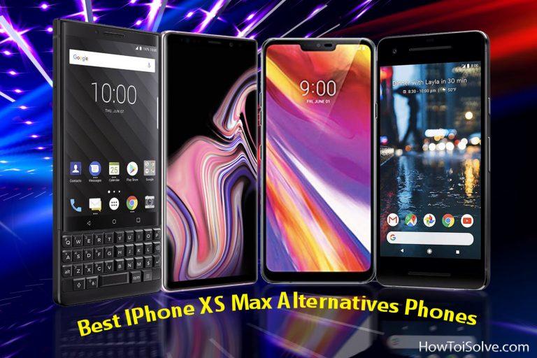 Лучшие альтернативы iPhone XS Max в 2021 году: 5 вариантов на выбор