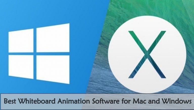 Лучшее программное обеспечение для создания анимации на доске для Mac и Windows в 2021 году