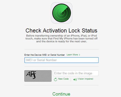 Как проверить блокировку активации перед покупкой бывшего в употреблении iPhone, iPad