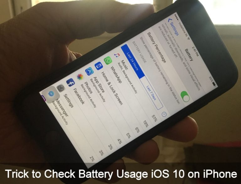 Как проверить расход заряда батареи iOS 14 / 13.7 / 12 / iOS 12.4 на iPhone