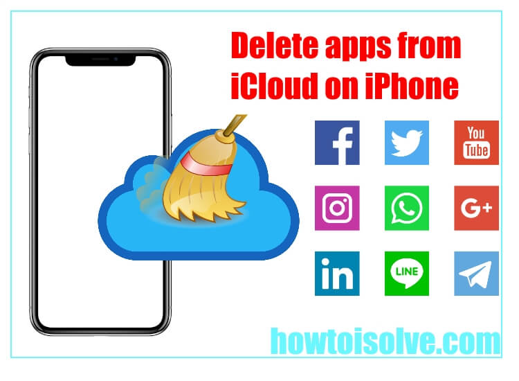 Как удалить приложения из iCloud на iPhone 12,11, XS Max, XS, XR, 8,7, SE